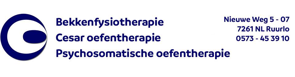 Oefentherapie Ruurlo